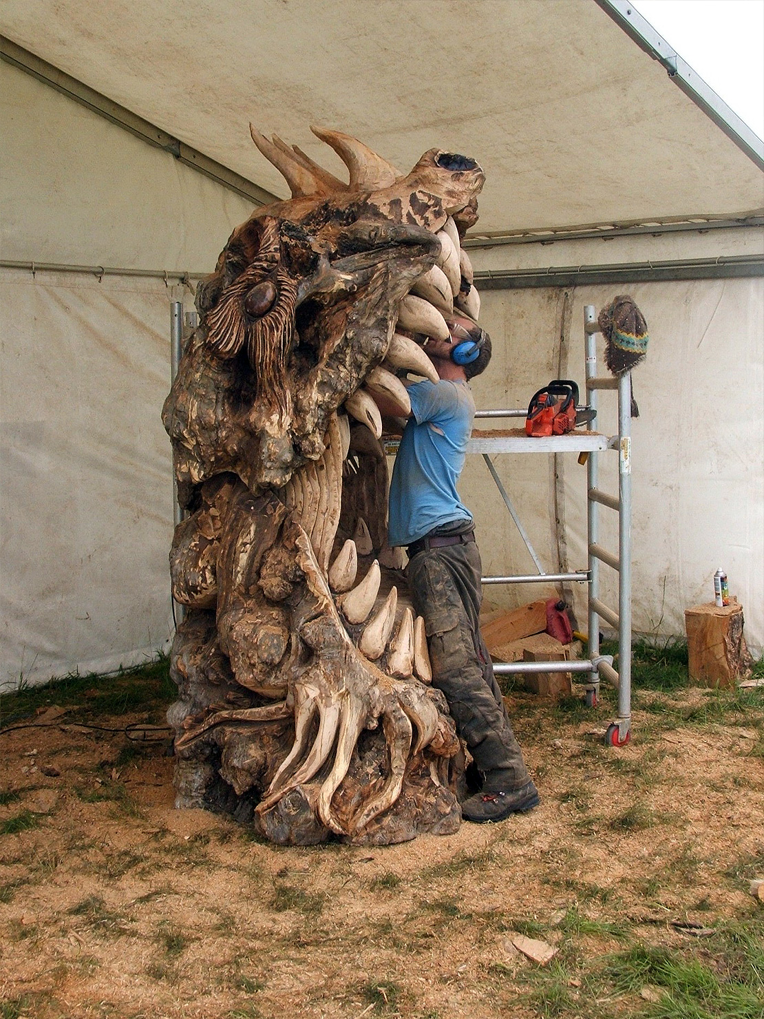 Dragon Chair