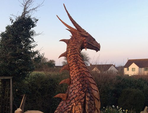 Large Dragon Head