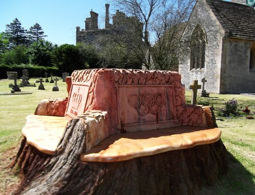 Jubilee Bench for Butleigh Church